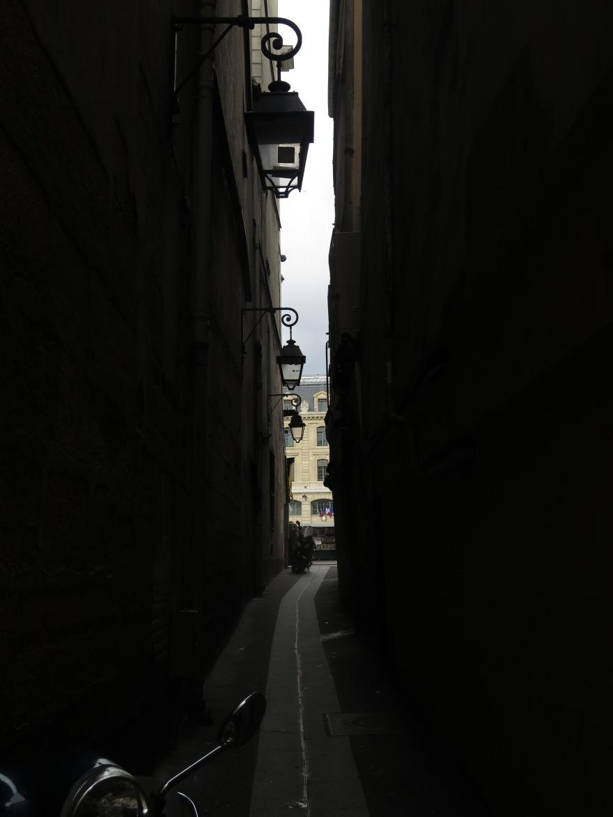 Rue du Chat-qui-Pêche